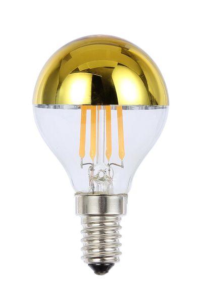 Lampadina LED vetro chiaro, 1xE14 ILLU