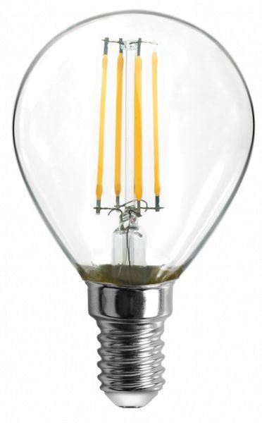 Lampadina LED vetro chiaro, 2xE14 ILLU