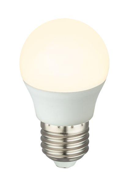 Lampadina LED plastica opale, 1xE27 ILLU
