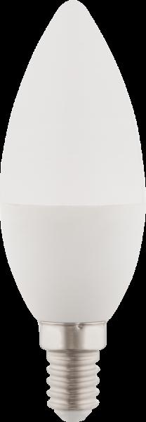 LED LEUCHTMITTEL GLAS OPAL, 1XE14 LED