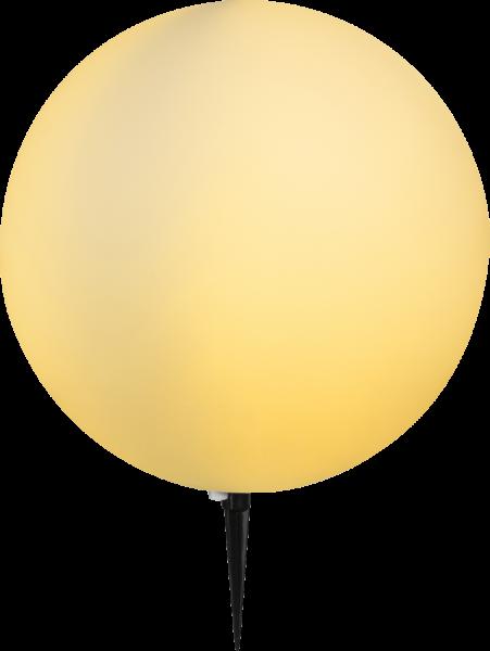 Lampada da esterno plastica bianco, 1xE27