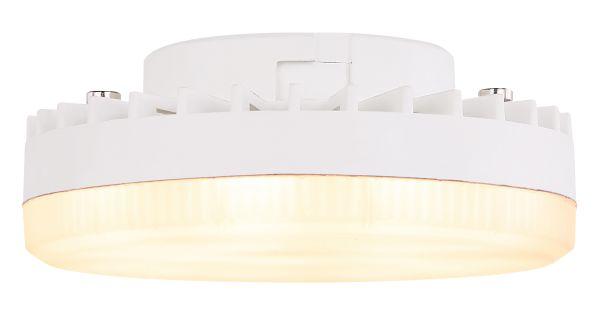 Lampadina LED plastica opale, 1xGX53 LED