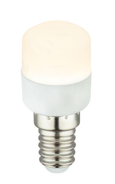 Lampadina LED plastica opale, 1xE14 LED